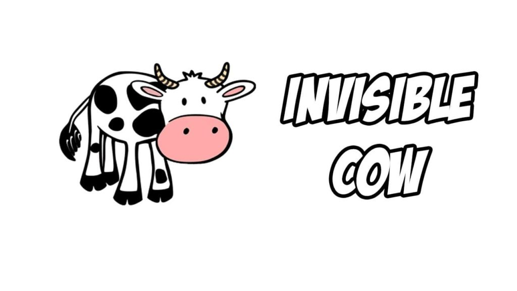 Find The Invisible Cow cover
